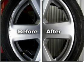 Atlanta Wheel Repair Scratched Dented Or Cracked Wheels
