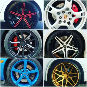 Atlanta Wheel Paint Wheel Wizard Atl Chamblee Ga